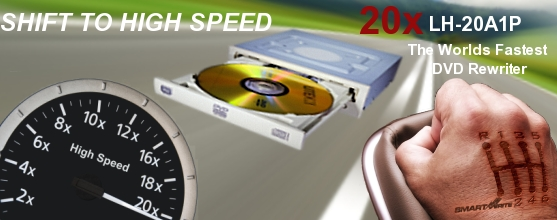 Lite-On 20X Drive