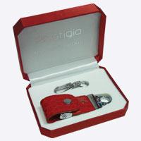 Prestigio Leather Coated Flash Drives