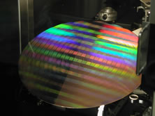 Intel Wafer Spin