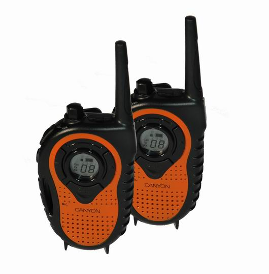 Canyon Walkie Talkie