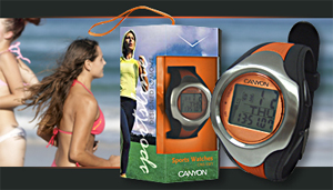 Canyon Sports Watches