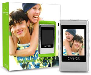 Canyon Multimedia Player CNR-MPV18
