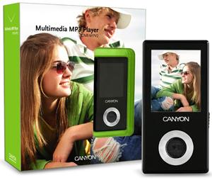 Canyon Multimedia Player CNR-MPV2