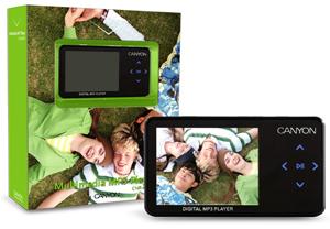 Canyon Multimedia Player CNR-MPV4