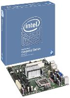 Intel desktop motherboard