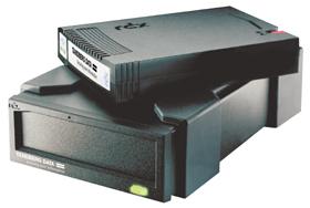 Tandberg RDX disk-based storage