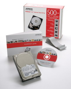 Hitachi Deskstar HDD